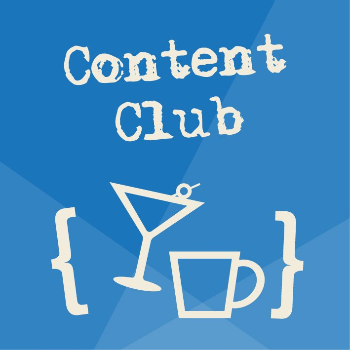 Content Club Website Graphic